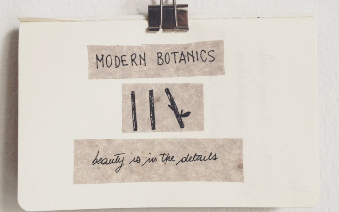 what Modern Botanics stands for